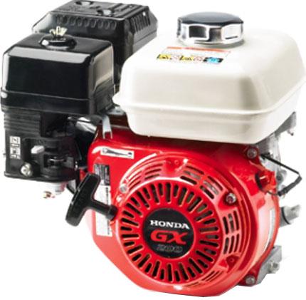 двигатель honda gx 200-196sm