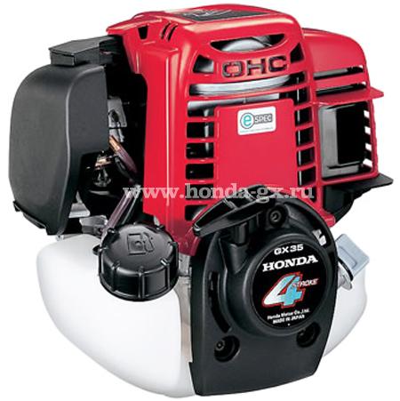полная характеристика моделей бензиновых двигателей honda gx35.